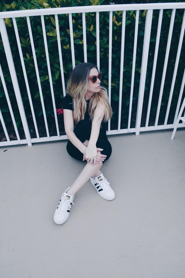 Sicky Malibu S11 Sunglasses on Chicago Fashion Blogger Lauren Sebastian