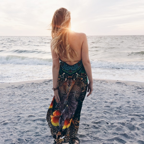 Camilla Franks Roar of the Wild Maxi Dress Kaftan