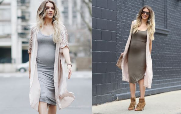 Mama Spanx Before and after